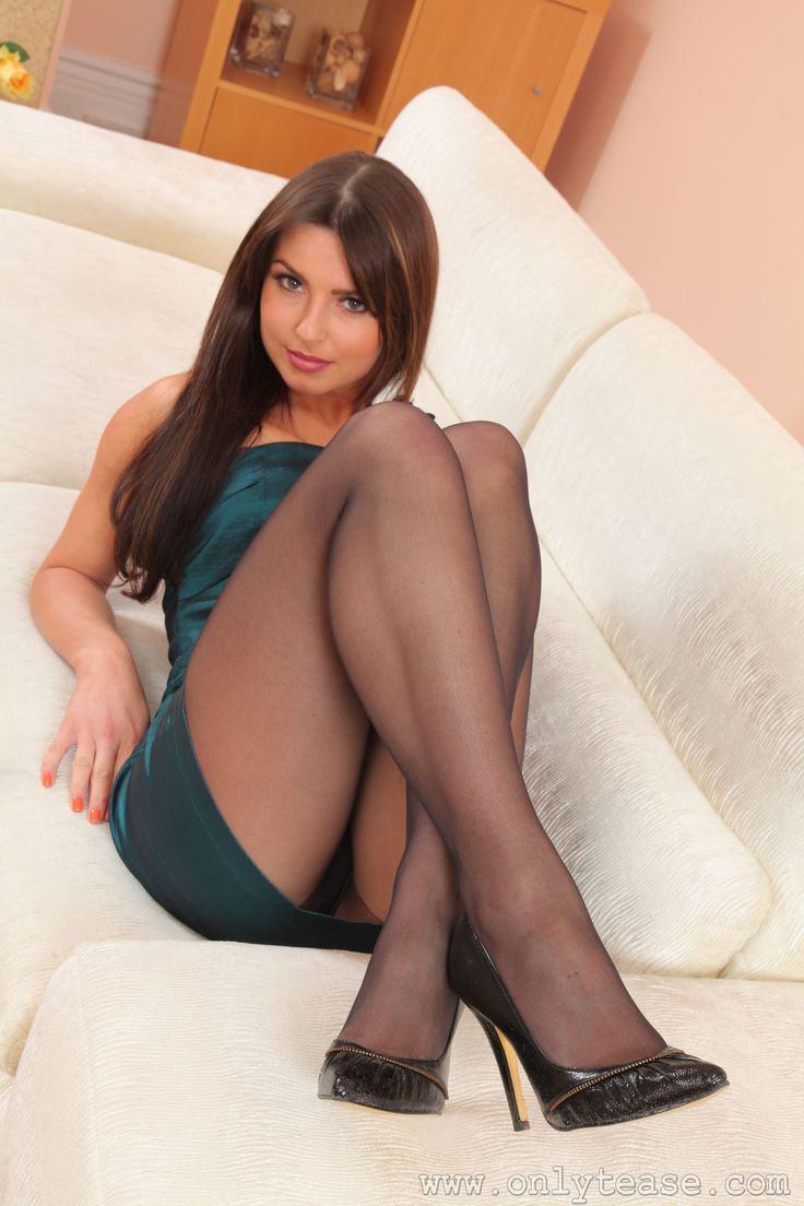 Black Pantyhose By 20