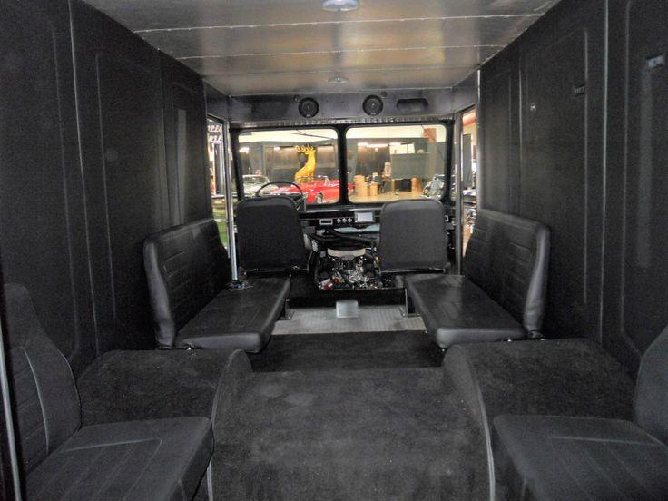 1973 Chevrolet P30 Step Van | ! Vans, Panels & Buses Rule! | Step van, Gas monkey garage, Vans