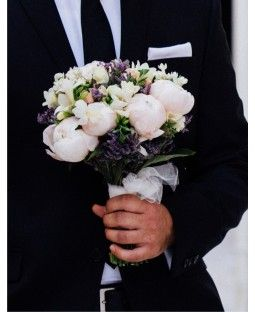 Ανθοδέσμη Γάμου 5