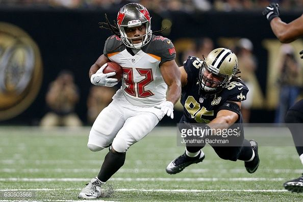 News Photo : Jacquizz Rodgers of the Tampa Bay Buccaneers...