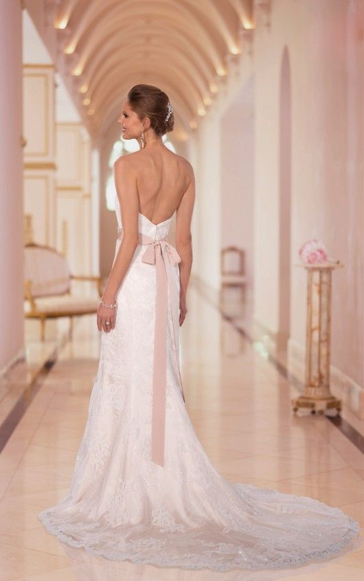 5939 Slim Wedding Dresses by Stella York