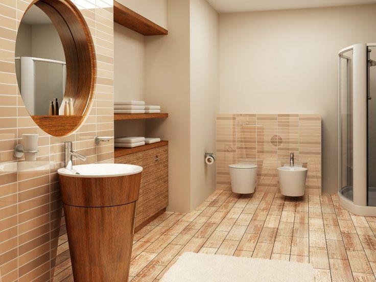 les 25 meilleures idées de la catégorie salle de bain naturelle ... - Salle De Bain Naturelle
