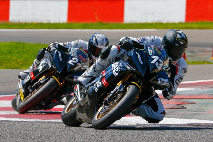 2016 Yamaha R6 Dunlop Cup | Round 3 Zolder Race 2 Onboard