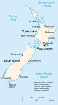 List of cities in New Zealand - Wikipedia, the free encyclopedia