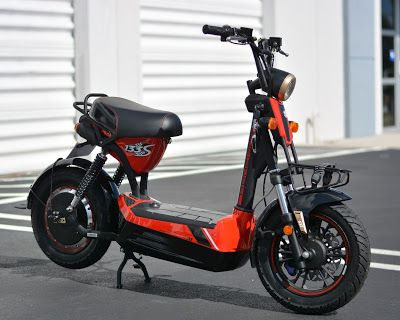 #OffRoadScooter is one kind of battery operated personal vehicle generally  known as electric scooter. Read the article in the link below to know more ...