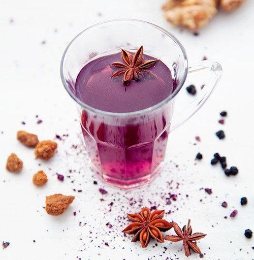 Ягодный чай - Woman's Day