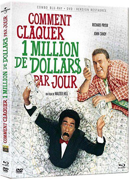 Critique de Comment claquer un million de dollars par jour de Walter Hill, dispo en combo DVD/Blu-ray, version restaurée et haute définition dès ce 14/12 dans la collection des comédies américaines cultes de Elephant Films