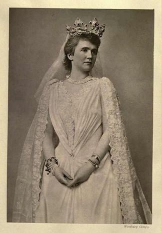 Pauline Elisabeth Ottilie Luise zu Wied (29 December 1843 – 3 March/2 November 1916) was the Queen consort of Romania as the wife of King Carol I of Romania, widely known by her literary name of Carmen Sylva. Elisabeth was the aunt of William of Albania (sister to William, 5th Prince of Wied, father of William of Albania).