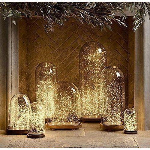 LED String Lights Pack of 10 Sets 3.5 Ft for DIY Wedding Decorations Centerpiece #LEDStringLights