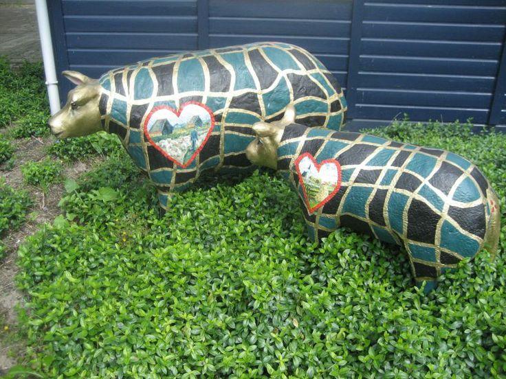 schapenkunst op Texel