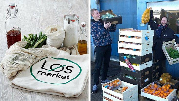Les initiatives pour réduire le gaspillage alimentaire fleurissent à Copenhague et le gouvernement va les aider financièrement.