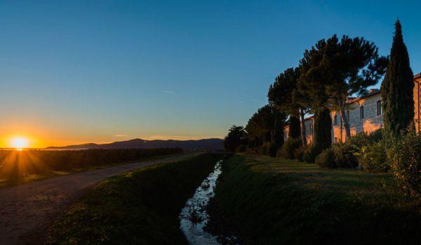 L'Andana Hotel - Tuscany