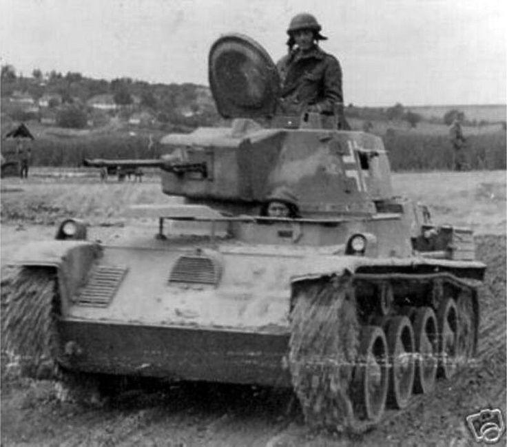 Toldi I light tank