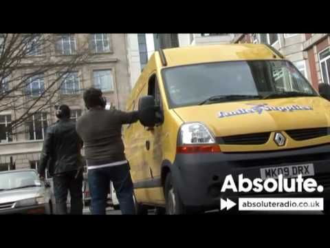 Absolute Radio were giving away PURE DAB radios to the first 100 van drivers to show up at No.1 Golden Square…in their vans. It got busy.   source   ...Read More