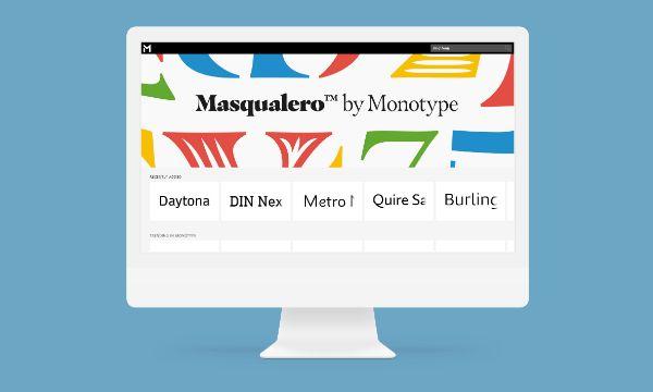 Monotype presenta Mosaic, la nube para compartir fuentes
