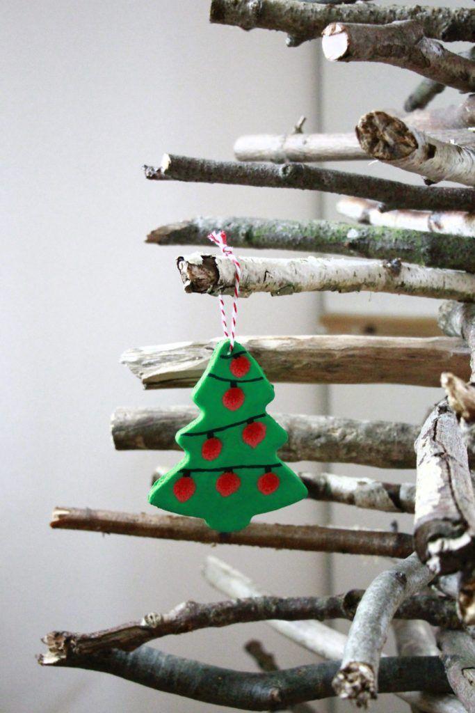 Bastelidee für Weihnachten: Geschenkanhänger und ...