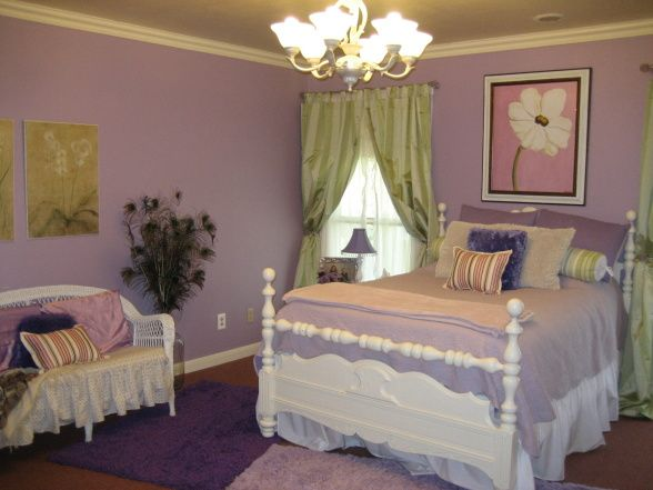 Purple Teen s Room   Girls  Room Designs   Decorating Ideas   Rate My Space. 10 best Khloes room images on Pinterest   Baby girl rooms  Baby
