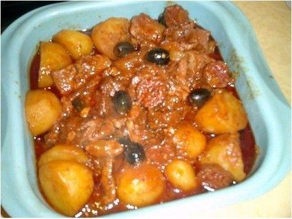 Sauté de veau de Lisbonne : la recette facile c'est une super recette