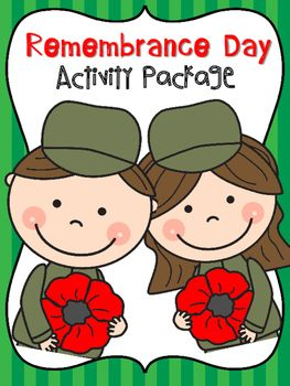 Looking for activities to do with your class for Remembrance Day? This package is filled with writing activities and a craft idea! Perfect for your Junior Class (Grades 3, 4,5,6). Includes:-Remembrance Day fact sheet -Acrostic Poem writing with the word REMEMBER-The Flanders Field Poem-Journal Reflections on soldiers, being Canadian, peace and Remembrance Day.-Poppy Craftivity Writing on the poppy petals. 3 different sizes-Use the poppies to make a class wreath, a class banner, or a simpl...