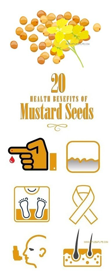 20 Effective Health Benefits of Mustard Seeds There are so many health benefits to adding these to your daily intake.  Learn more about Healthy Meal Planning Strategies at www.risingsimplicity.com