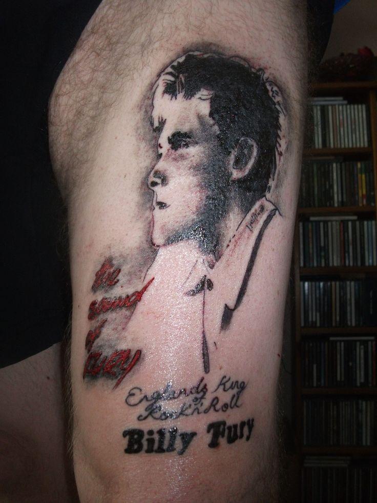 Billy Tattoo