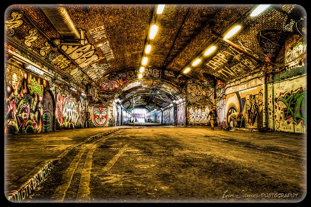 HDR Leake Street Tunnel [Suggsy69]