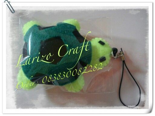 Kura-kura turtle #flanel#felt#handmade