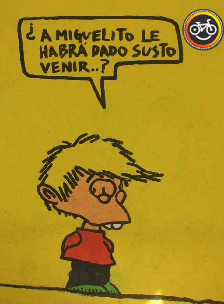 El amigo de Mafalda