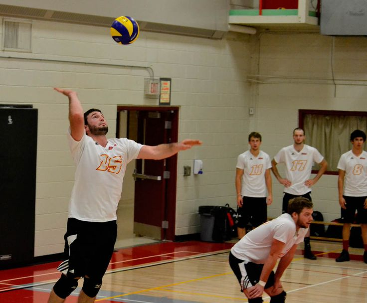 Canadore Varsity Volleyball in Parry Sound
