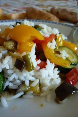 #Paella vegetariana - #ricette della #salute