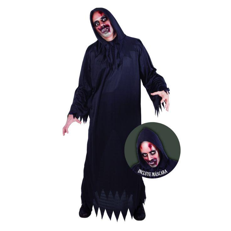 Disfraz de Monje Zombi #disfraces #halloween