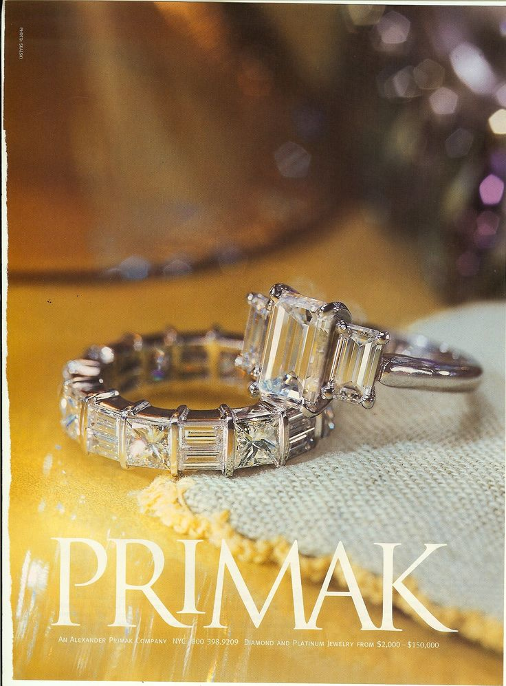 emerald cut engagement ring and eternity wedding band Rings Pinterest