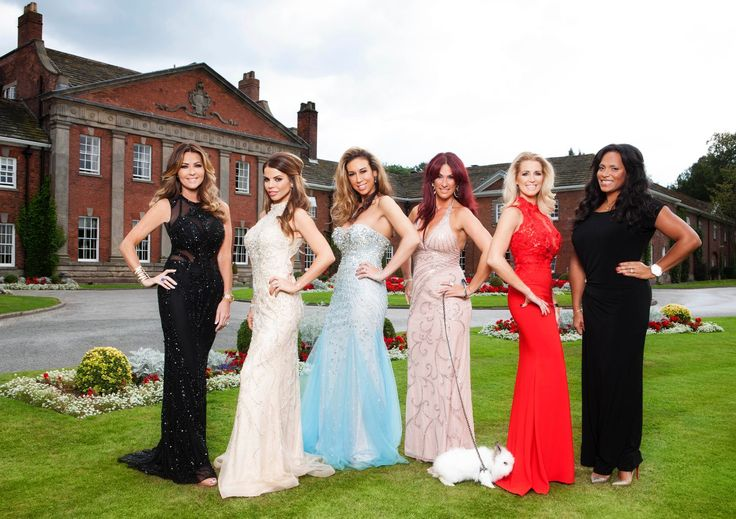 Booking boom for The Real Housewives of Cheshire venues - Manchester Evening News