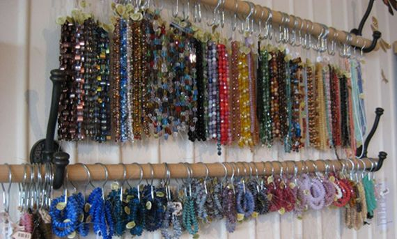 Beads are the heart of jewelry making and a supply that is easy to collect. This is one craft supply that can quickly turn your craft room into disarray. Finding the right bead storage solutions for your craft room will …