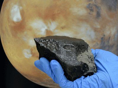 Black Beauty to uncover the climate history of Mars