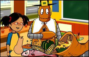 BrainPOP Jr. Free Thanksgiving movie. Don't you just love BrainPOP?