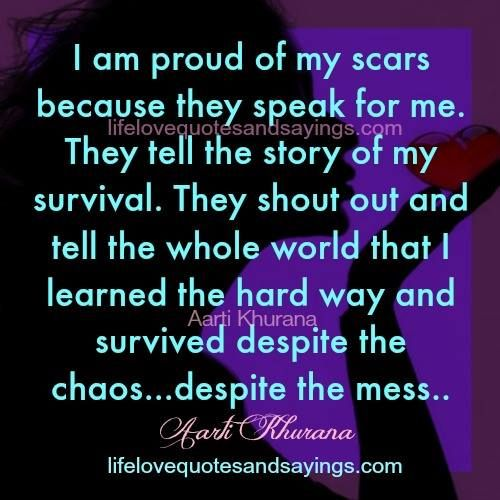 Scars Speak: Best 25+ Proud Of Myself Quotes Ideas On Pinterest