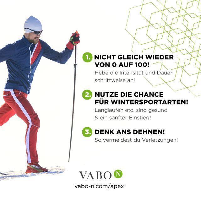 Zwickt die Hose oder muss der Gürtel ein wenig gelockert werden nach der Weihnachtszeit? 🙈 Verschwende keine Sekunde mit Ärgern, sondern zeige deinen sportlichen Kampfgeist und lege sofort wieder los! Um dich dabei zu unterstützen, haben wir hier ein paar Tipps für deinen Wiedereinstieg nach einer kleinen Verschnaufpause! 😊💪 #vabo_n #vabo_nspirit #fitlife #fitnessjourney #reachtheapex #youcandoit
