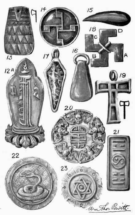 Talisman Symbols