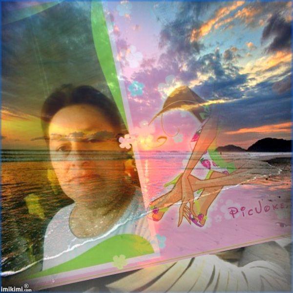 Jms-Sunset At Beach