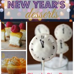 Over 80 New Year's Eve Dessert Ideas