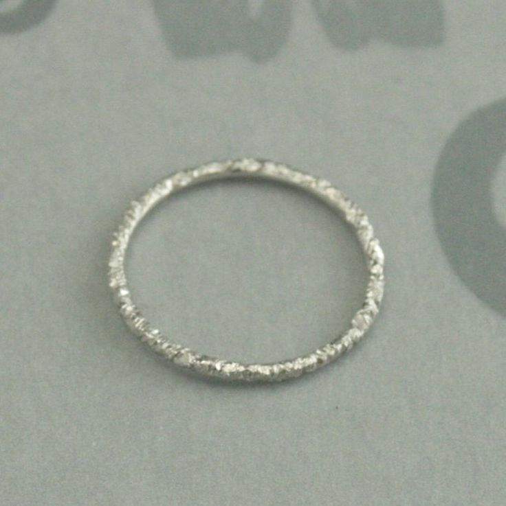 white gold wedding band thin gold band tinsel ring thin