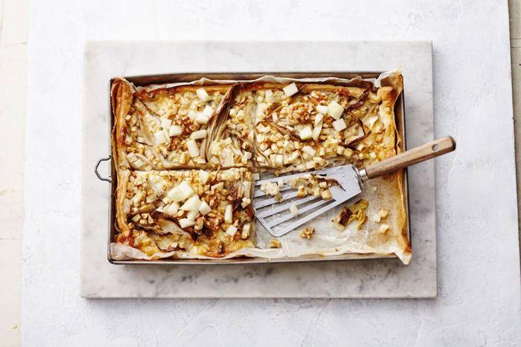 Een potentieel lievelingsgerecht met de zoete smaak van peer en pittige smaak van gorgonzola - Recept - Allerhande