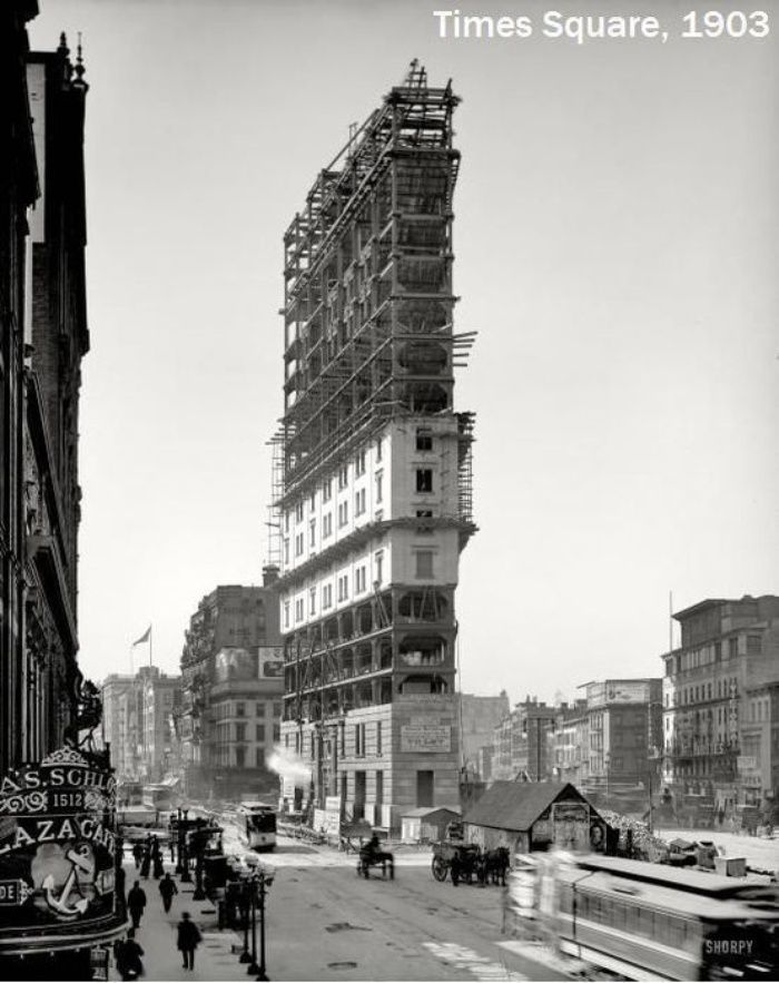 Times Square - 1903