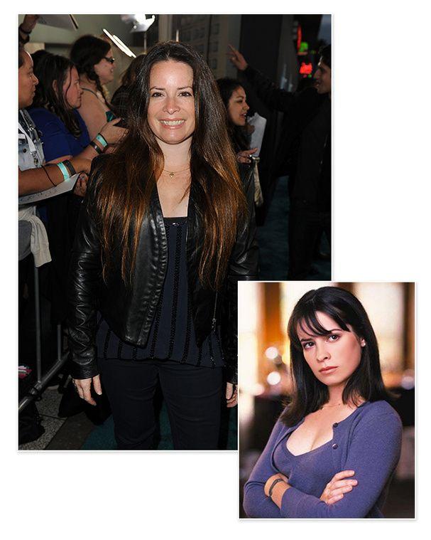 "Mackenzie Rosman alias Rosie Camden dans ""7 à la Maison"""