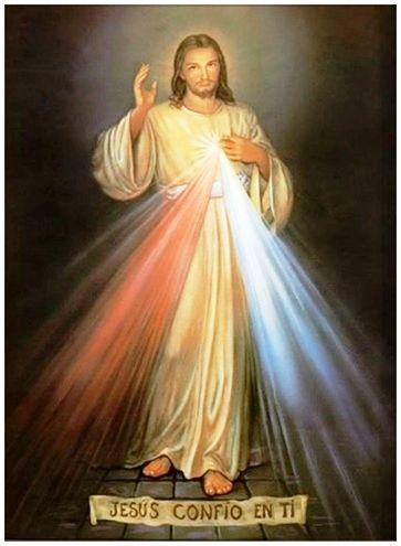 Oración a la Divina Misericordia para hacer todos los días