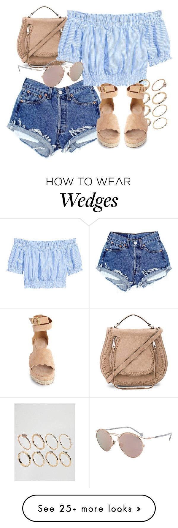 """""""Untitled #4952"""" by olivia-mr on Polyvore featuring Rebecca Minkoff, H&M, ASOS, Chloé and Christian Dior"""