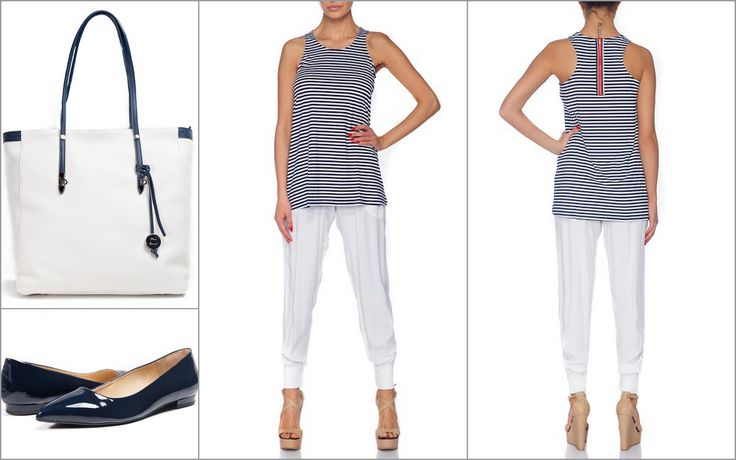 Marine style  Summer Stripes!