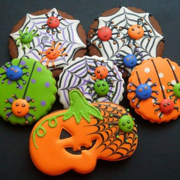 My cookies #halloween #cookies