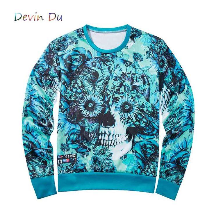Harajuku Style Men/Women's 3D Graphic Sweatshirts Funny Print //Price: $22.45 & FREE Shipping //     #3dhoodie